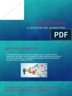 4.1 Función del Marketing; 4.2 Planificación de Marketing.pptx