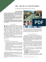 German Traffic Sign Report