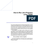 MELJUN CORTES's - How to Run Use Java Compiler