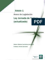 Ley Jornada Laboral