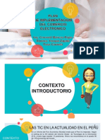 Plan de Implementación de Una Plataforma Para Tienda Online de Venta de Tecnologia - Yenque Zapata - Prof Cronwell Mairena Rojas - Diapositiva