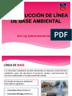 Linia de Base Ambiental