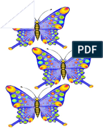 Butterfly Decor (Back to Back)