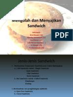 Sandwich (Tugas Kontinental