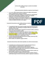 Convenciónes interamericanas mercantiles
