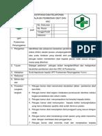 8.2.5 Ep 1 Sop Identifikasi Dan Pelaporan Kesalahan Pemberian Obat Dan Knc