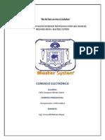 Plan de Implementación de Una Plataforma Para Tienda Online de Venta de Ropa de Bebes - Zeña Siesquen - Prof Cronwell Mairena Rojas