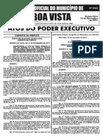 Pmbv_diario Oficial_dom Nº 4523