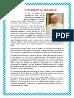 Biografía del Papa Francisco.docx