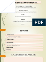 Modelo de PPT PI
