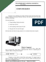 22001531 Computer Basics