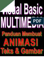 Visual Basic 6.0 - Multimedia - Membuat Program Animasi Teks Dan Gambar