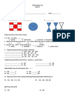 Third Periodical Test in Math 3