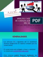 Analisis y Asociacion de Codigos Agrupadores Sat 1a Parte