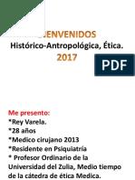 (0) Cronograma de Actividades-De-Etica ANTROPOLOGICA SEGUNDA Rotacion 2017
