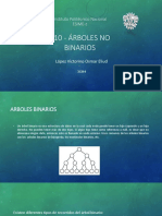 P10 - Árboles No Binarios