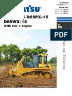 D65EXPXWX-15 KA Sales Brochure