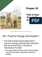 Biol 10 Week 12-02 (Animal Digestion and Nutrition)