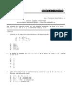 ÁlgebrayFunciones-EcuacióndeSegundoGradoyFuncionesCuadráticas