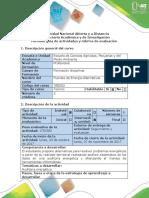 Guía de Actividades y Rúbrica de Evaluación - Actividad 3 – Auditoría Energética (1)
