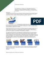 Modelos de Planeación en Instituciones Educativas