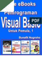 Dasar Pemrograman Visual Basic 6.0 Untuk Pemula Bagian 1
