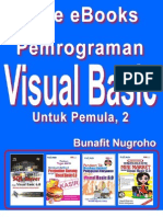 Dasar Pemrograman Visual Basic 6.0 Untuk Pemula Bagian 2