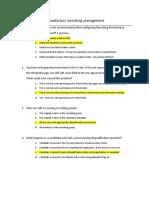 Success Factors Dump- Recruitment With Answers