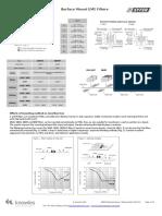 SBSM Data Sheet
