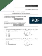 Geometría-TeoremasReferentesaunaCircunferencia