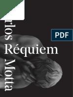 Carlos Motta Requiem Folleto