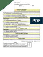 Relaciones Interpersonales y Trabajo en Equipo - Pauta de Evaluación