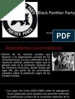 Unidad 8 Panteras Negras - Alexander Obregón