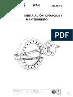 Manual de Instalación Wak Español