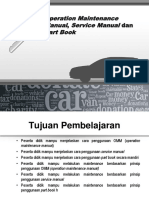 LK 2 Media Pembelajaran OMM Service Manual Dan Part Book
