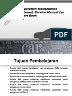 LK 2 Media Pembelajaran OMM Service Manual Dan Part Book
