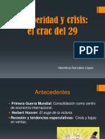 Unidad 7 El Crac Del 29 - Valentina González