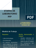 Etapas de Laboratorio Pfp