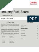 Paper - Industrial Jul 2016