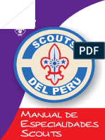 Manual Especialidades Scouts
