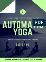 Let's Beyond Yoga.
