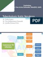 Tuberkulosis Kutis Verukosa