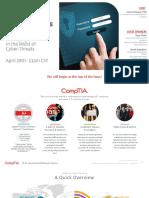 CompTIA - IT Pro Webinar 041917