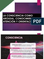 Psicopatología de La Conciencia 2016-I