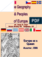 GeographyOfEurope.ppt