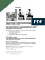 Postura Básica Del Violoncello