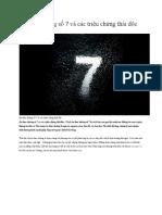 Ăn Thực Dưỡng Số 7 Và Các Triệu Chứng Thải Độc