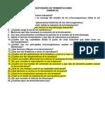 Cuestionario de Analisis Industriales Unidad 3
