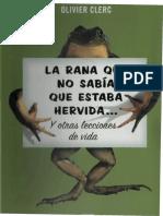 36561235-Clerc-Oliver-La-Rana-Que-No-Sabia-Que-Estaba-Hervida.pdf