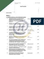 Daftar Isi Prosiding Semnasif 2012